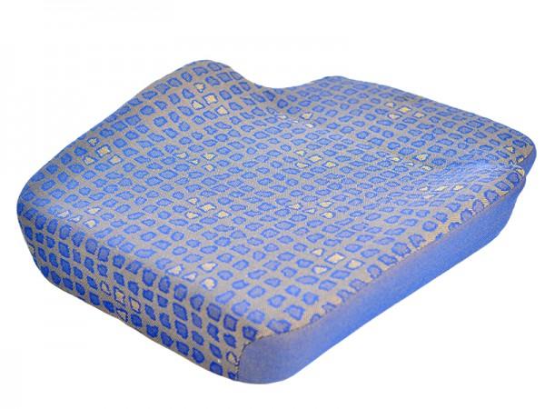 Sitzplatte MSG 90.3 MAN blau-silber
